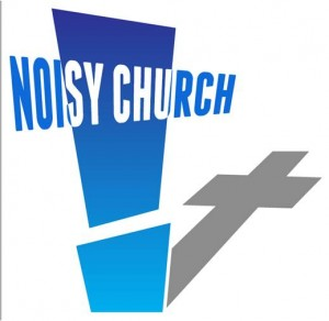 noisy church logo